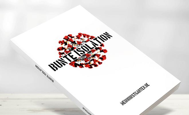 "Das Buch ""Bunte Isolation"""
